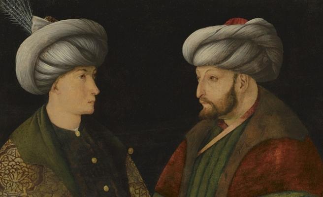 Fatih'in tablosu hakkında Semavi Eyice neler söylemiş?