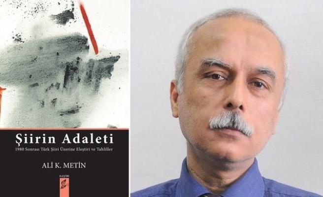 İncelikleri fark ettiren bir şair: Ali K. Metin