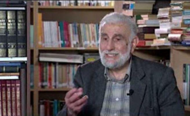 İslâmi İlimler Vakfı Başkan Yardımcısı Sabri Özpala Hakk'a yürüdü