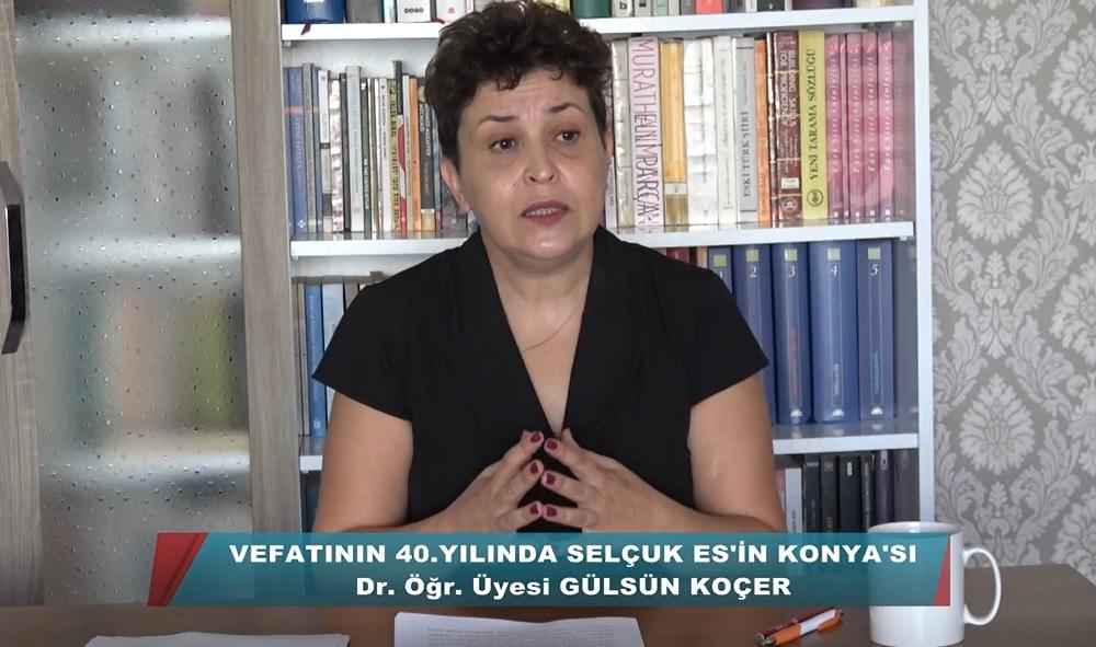 Vefatının 40.Yılında Selçuk Es'in Konya'sı