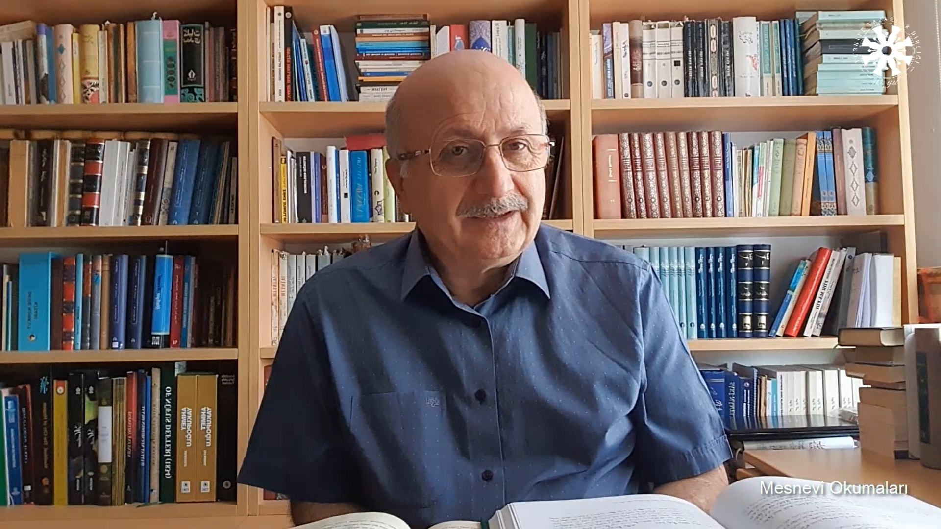 Mesnevî Okumaları -69- Prof. Dr. Adnan Karaismailoğlu