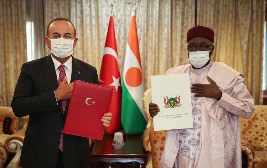 Türkiye ile Nijer yakınlaşıyor, ABD ile Fransa öfkeden çıldırıyor