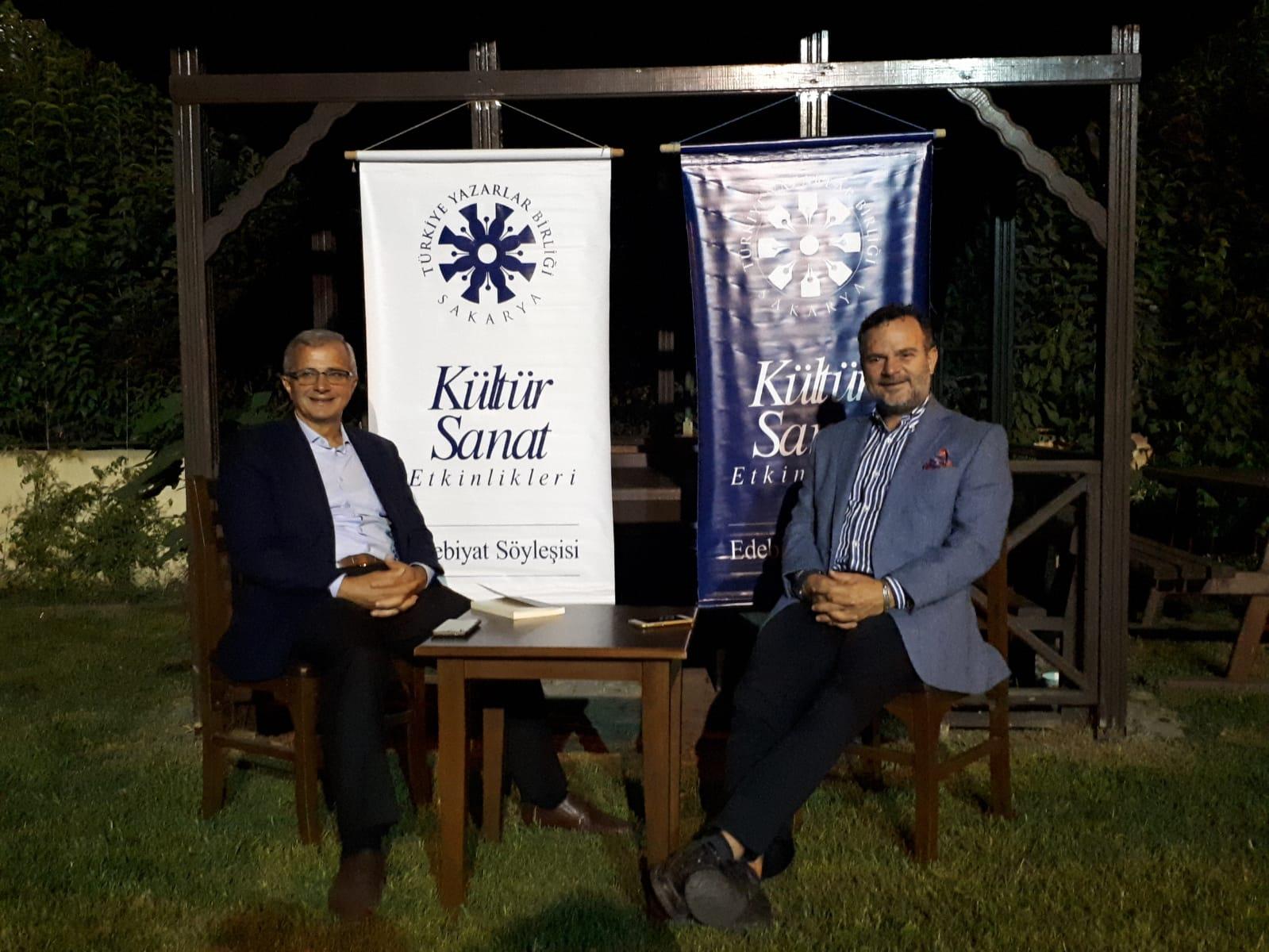 Kemal Öztürk 'Ortak Bir Hayal Kurmak' isimli kitabını anlattı