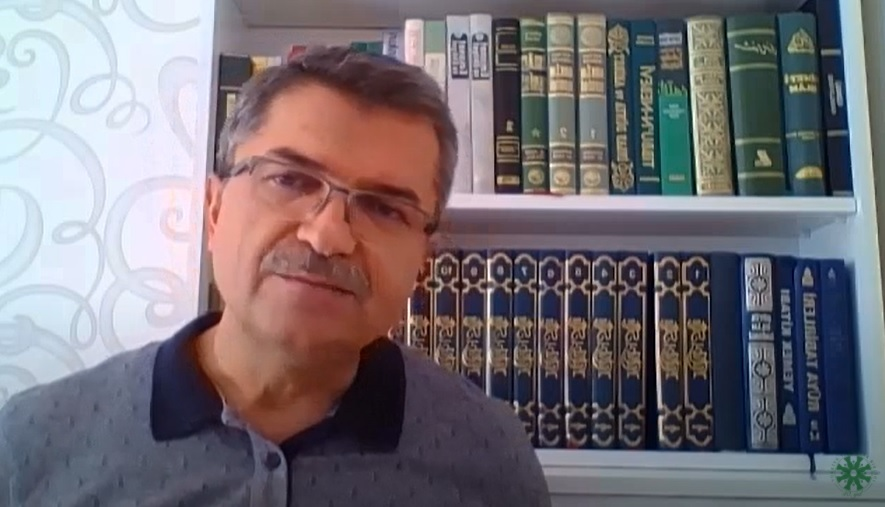 Mesnevî Okumaları -73- Dr. Fahrettin Coşguner