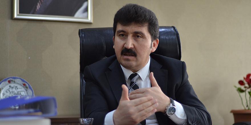Prof. Dr. Musa Kâzım Arıcan: Yanan her ağaçla canımız yandı