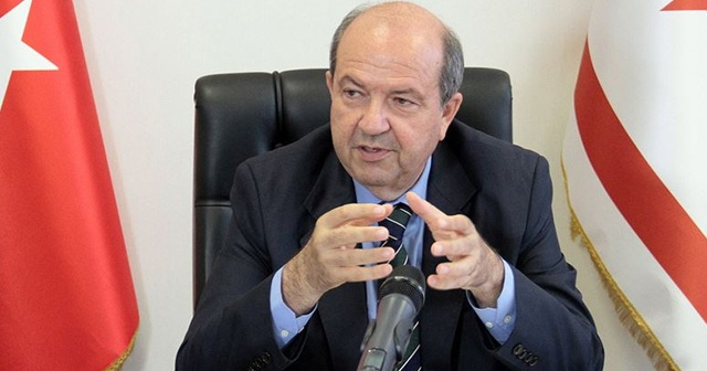 Ersin Tatar, Cumhurbaşkanı seçildi