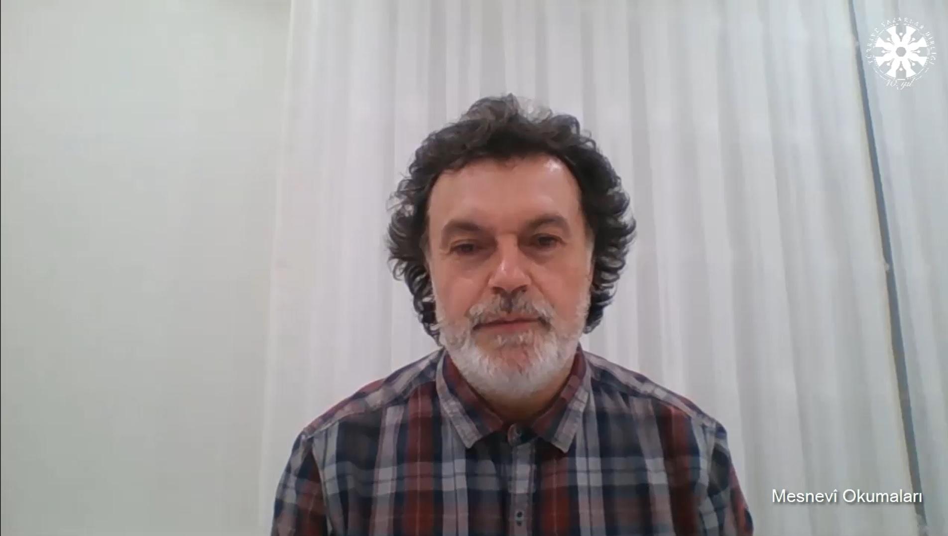 Mesnevî Okumaları -75- Prof. Dr. Hicabi Kırlangıç