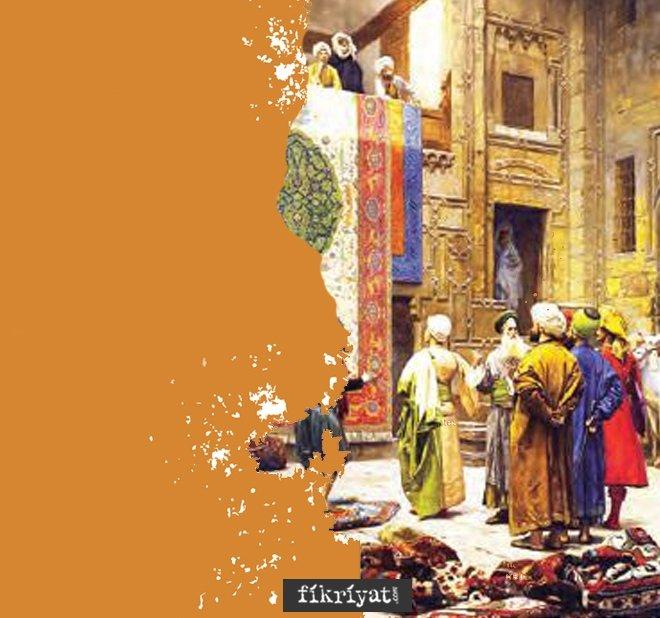 Osmanlı'da esnaf dükkanlarını süsleyen sözler