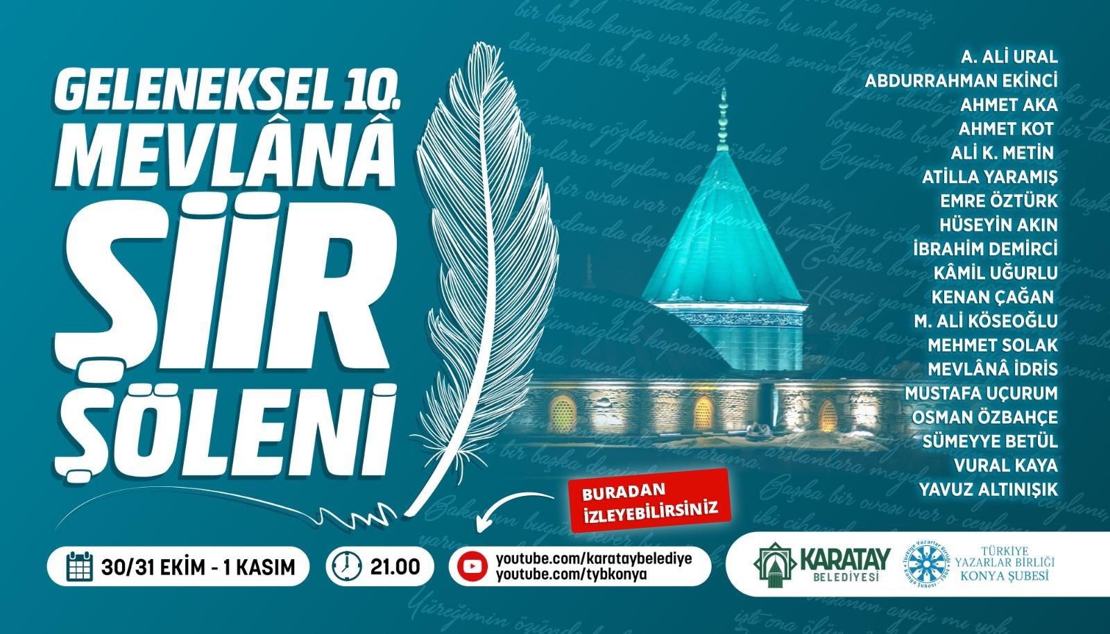 Karatay Belediyesi ve TYB Konya'dan Bir İlk