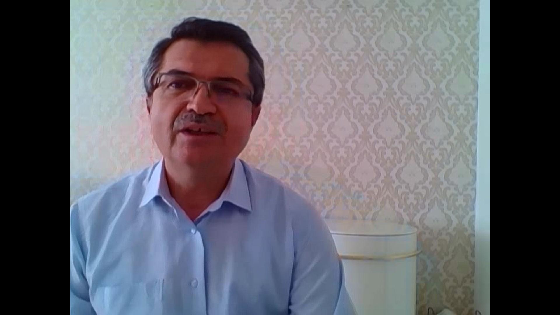 Mesnevî Okumaları -78- Dr. Fahrettin Coşguner