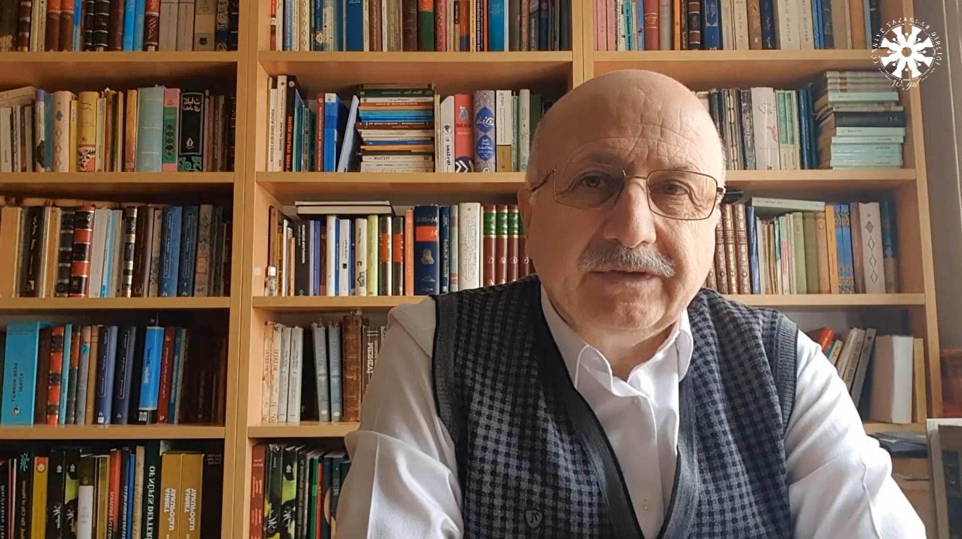 Mesnevî Okumaları -79- Prof. Dr. Adnan Karaismailoğlu