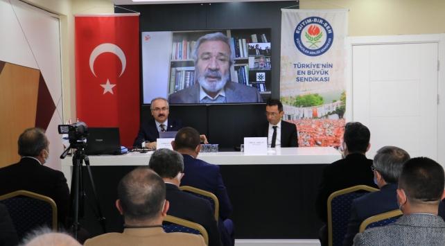 Mehmet Akif Ersoy'un 'Nasrullah vaazı' 100. yılında anıldı