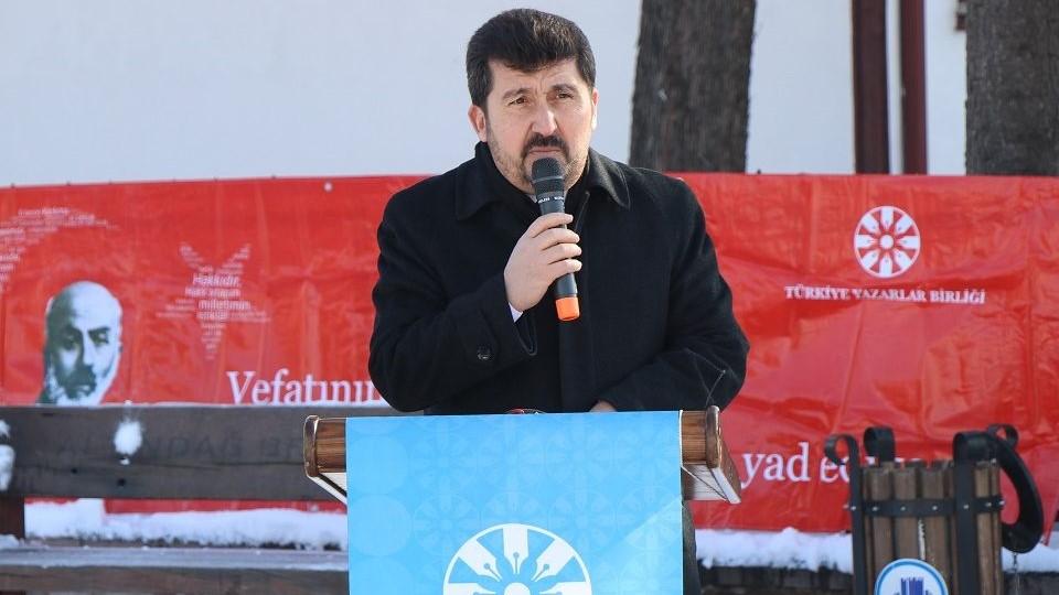 Başkan Kâzım Arıcan: 2021 İstiklâl Marşı Yılı olmalı!