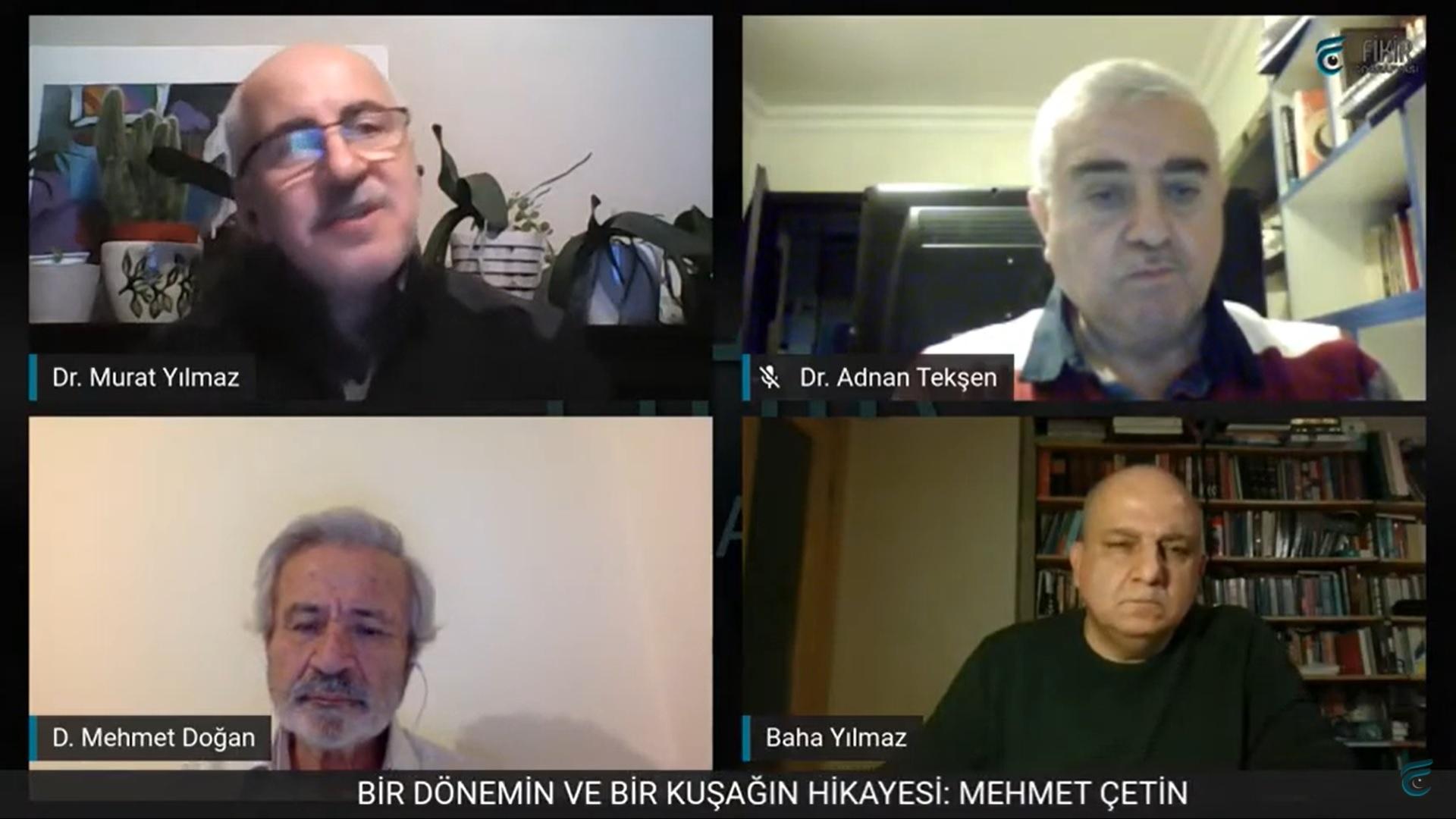 Bir Dönemin ve Bir Kuşağın Hikayesi: Mehmet Çetin