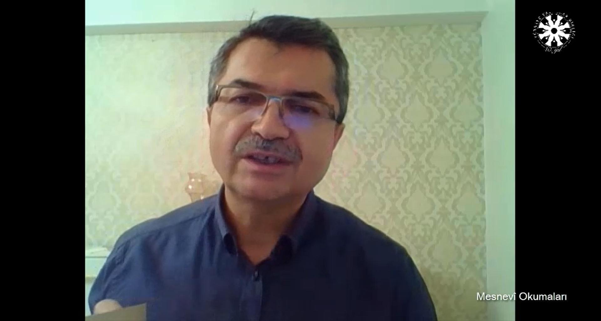 Mesnevî Okumaları -83- Dr. Fahrettin Coşguner