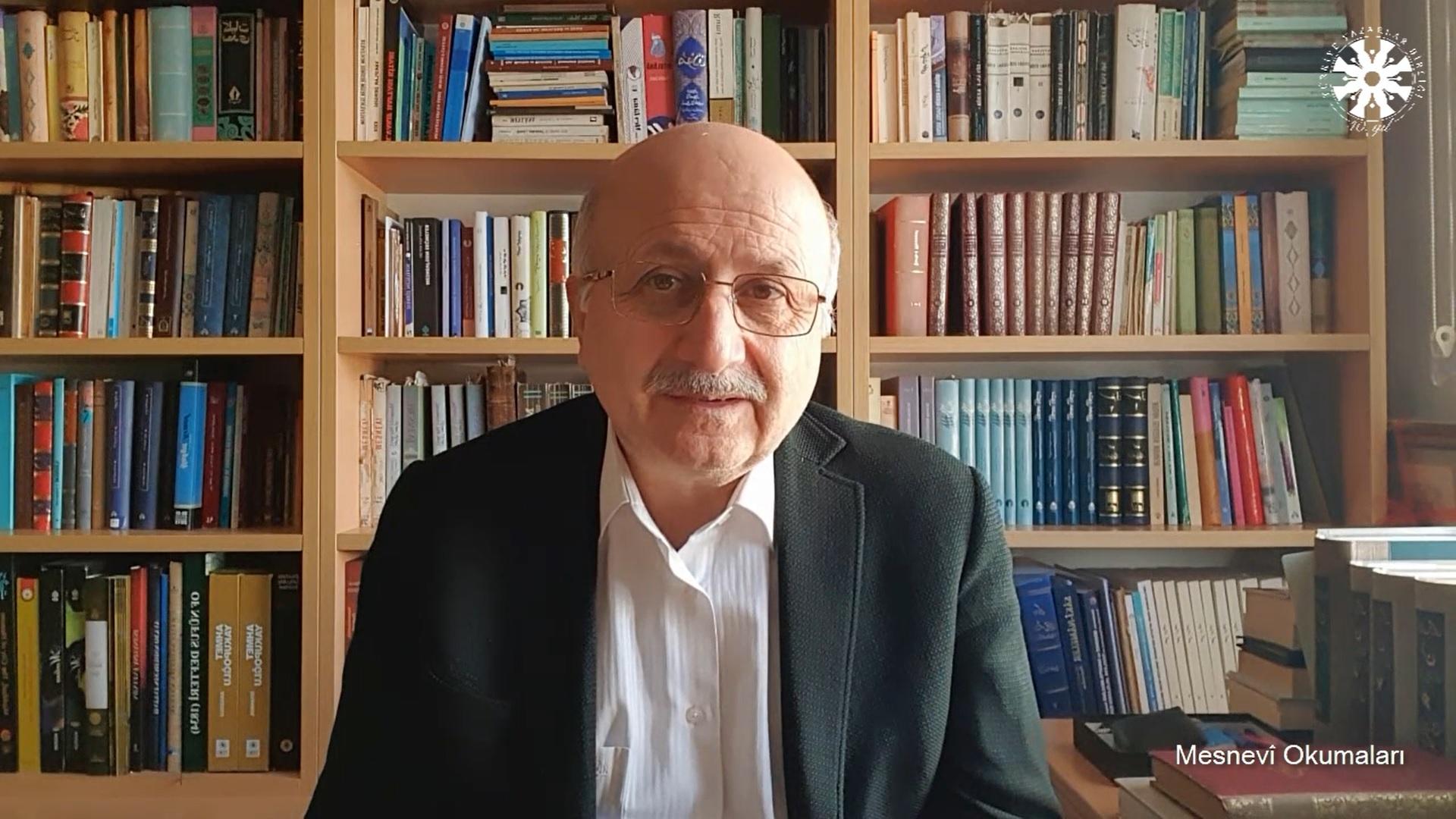Mesnevî Okumaları -84- Prof. Dr. Adnan Karaismailoğlu