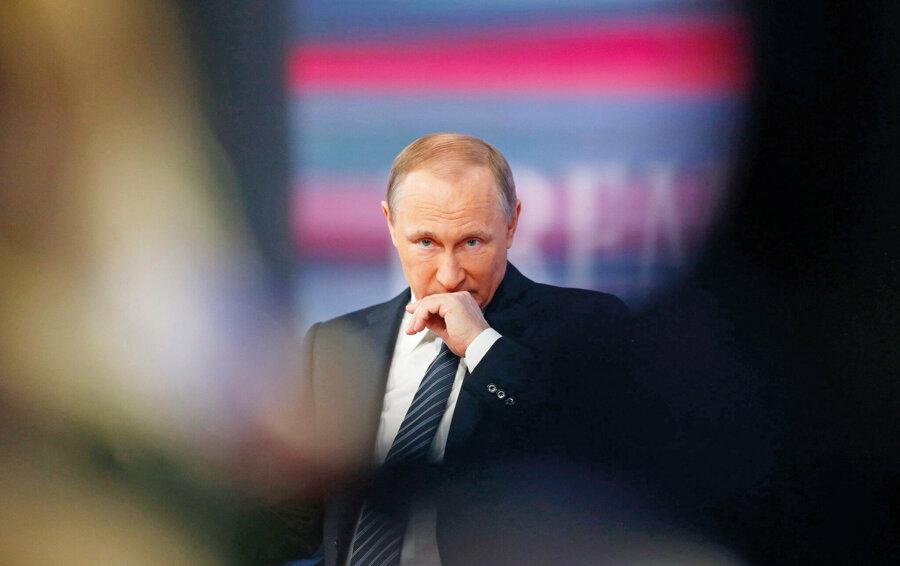 Nereye dönsek karşımızda o Putin gözünü Afrika'ya dikti