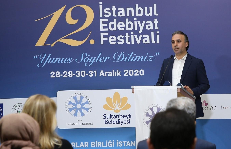 12. İstanbul Edebiyat Festivali Başladı