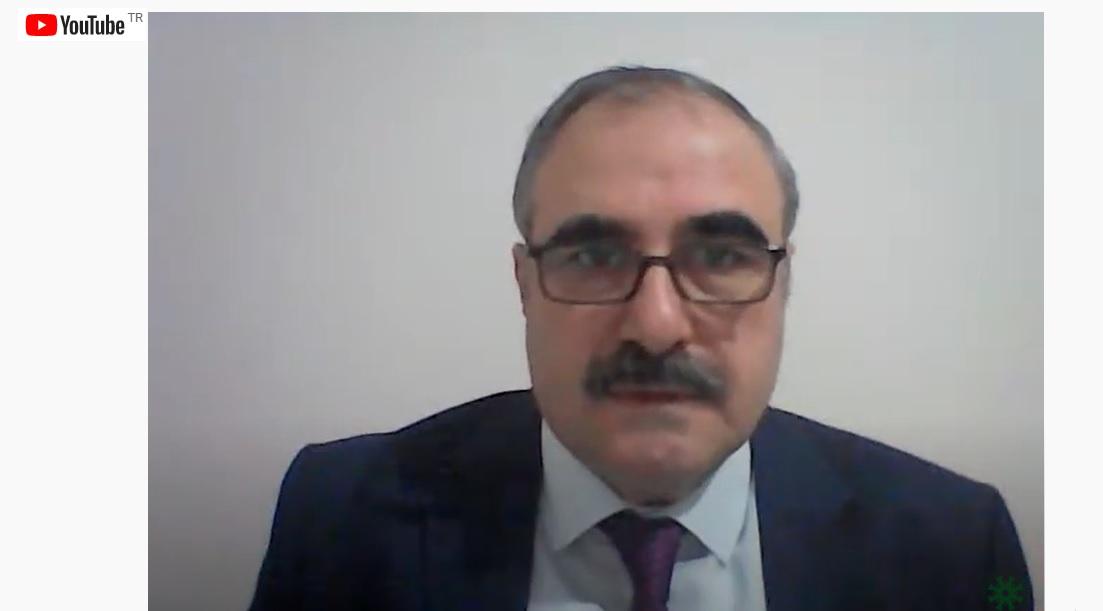 Mesnevî Okumaları -87- Doç. Dr. Yakup Şafak