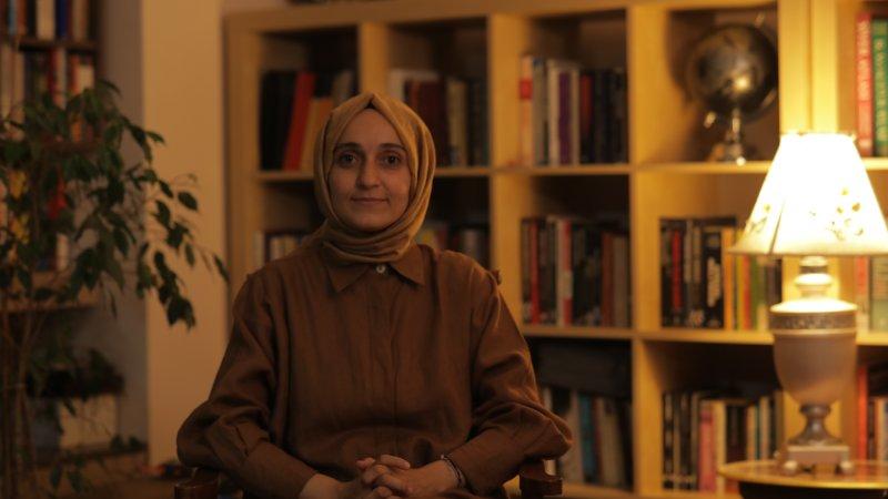 Yönetmen Yeşim Tonbaz: Sinema Edebiyatla Kardeştir