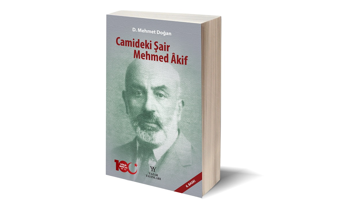 Camideki Şair'in 6. baskısı Yazar Yayınları'ndan çıktı