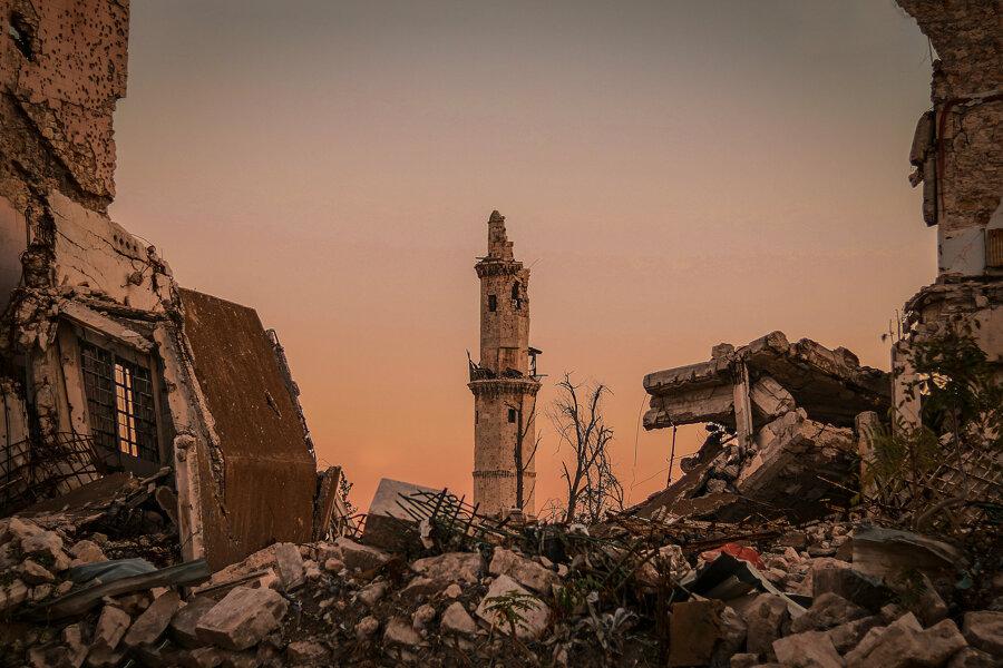 Esed'in Suriyesi yaşanacak ülke değil