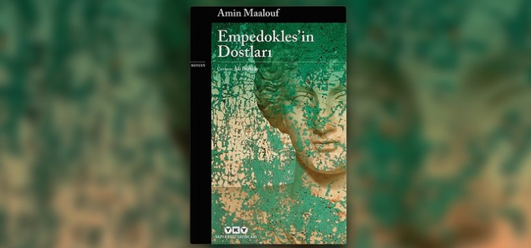 Amin Maalouf'tan Sekiz Yıl Sonra Yeni Roman