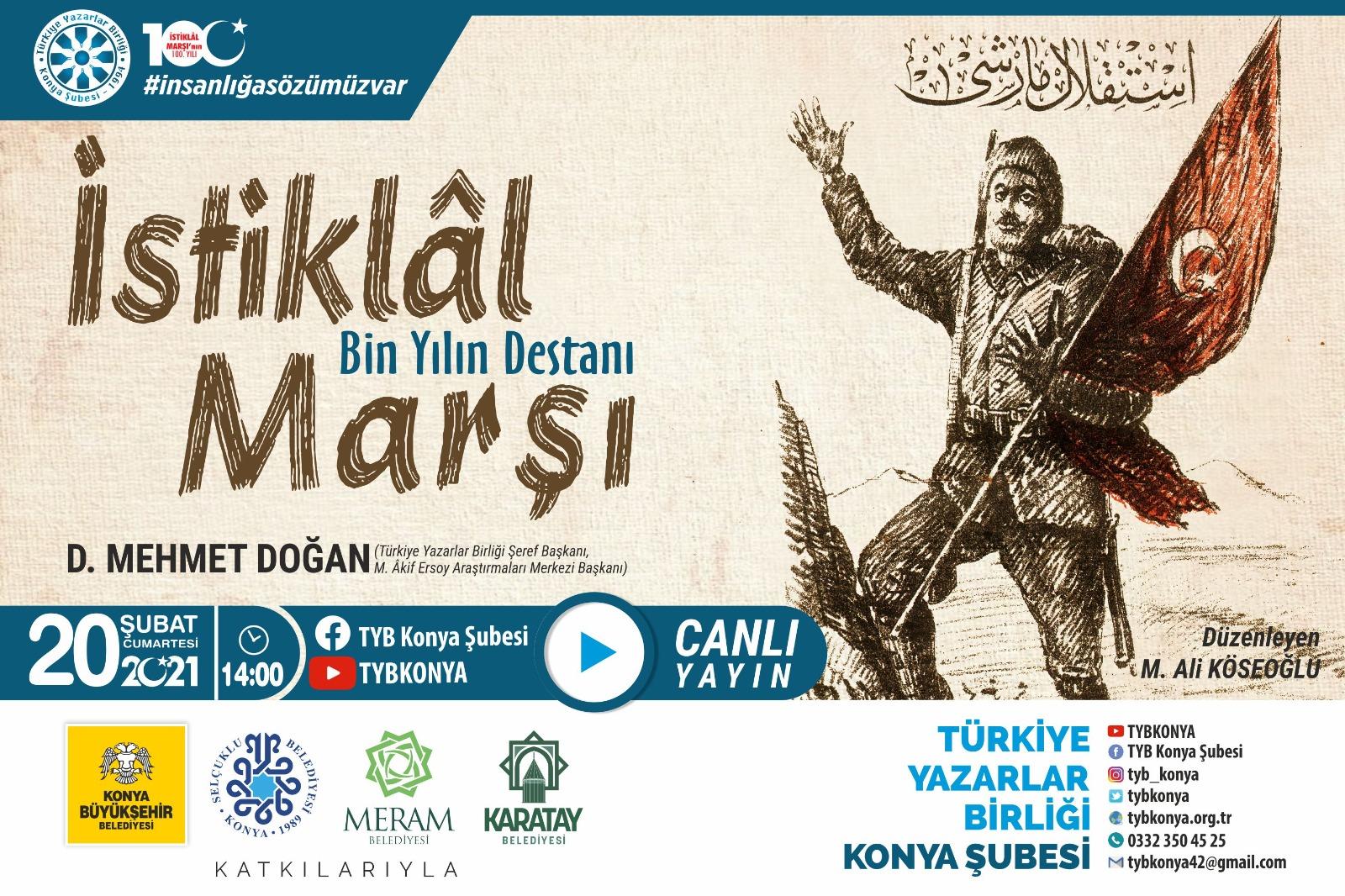 """""""Bin Yılın Destanı İstiklâl Marşı"""""""