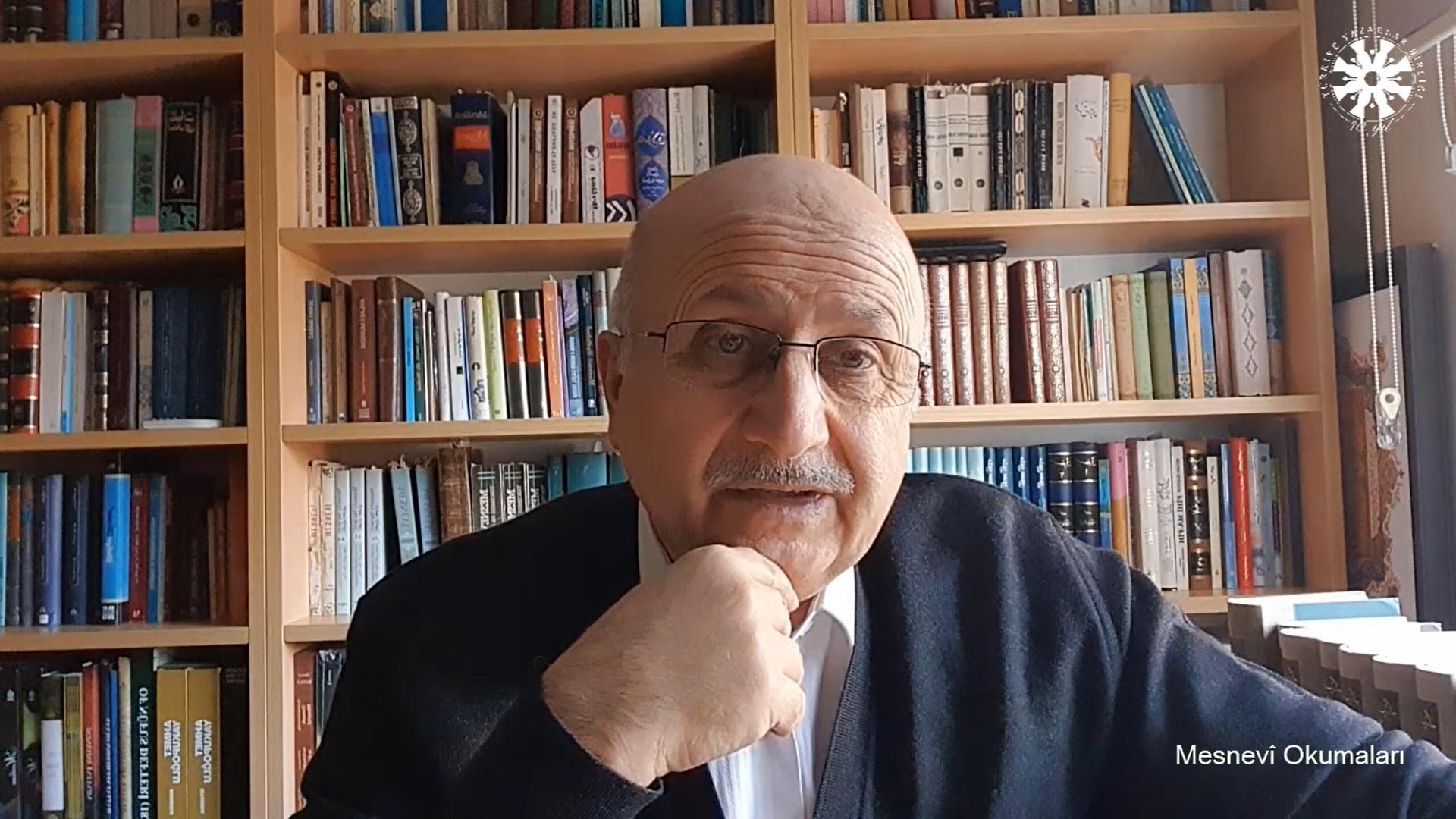 Mesnevî Okumaları -94- Prof. Dr. Adnan Karaismailoğlu