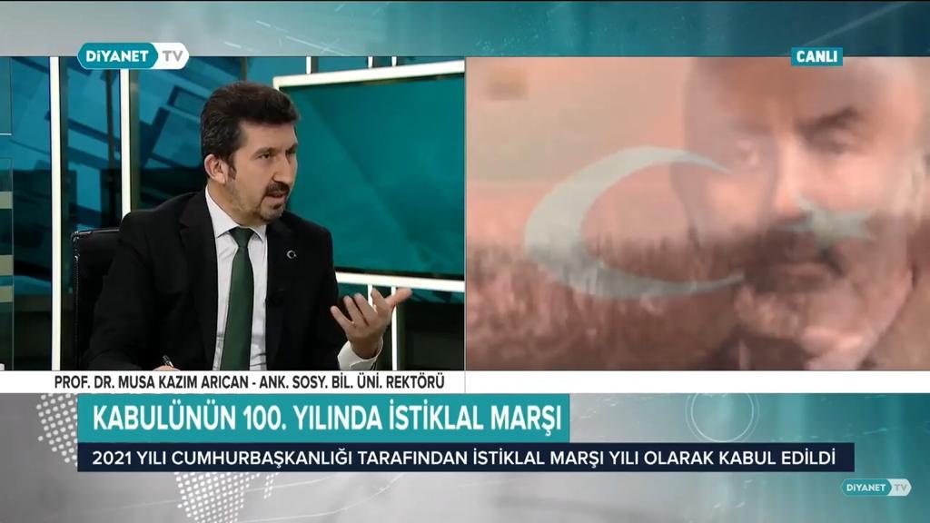 """Dünya durdukça İstiklal Marşımızı okuyacağız"""