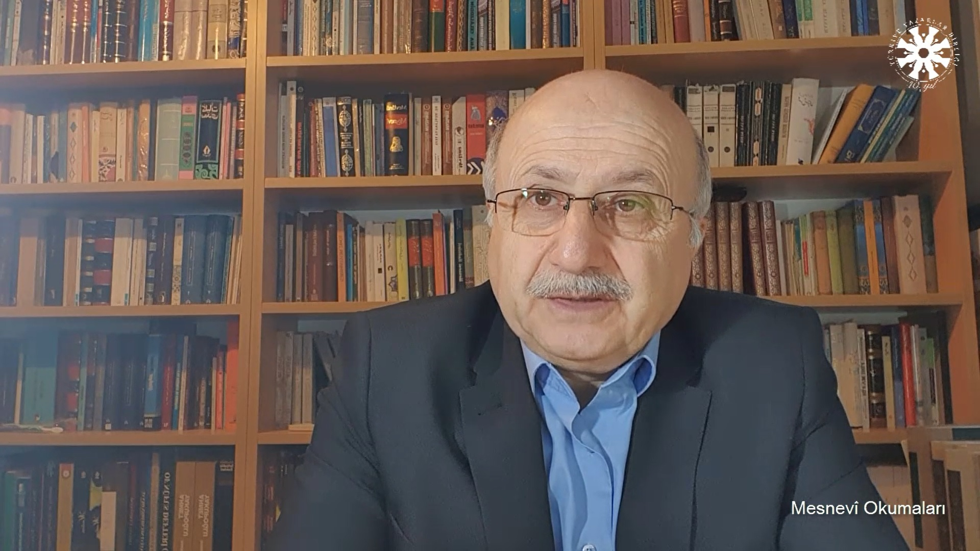 Mesnevî Okumaları -99- Prof. Dr. Adnan Karaismailoğlu