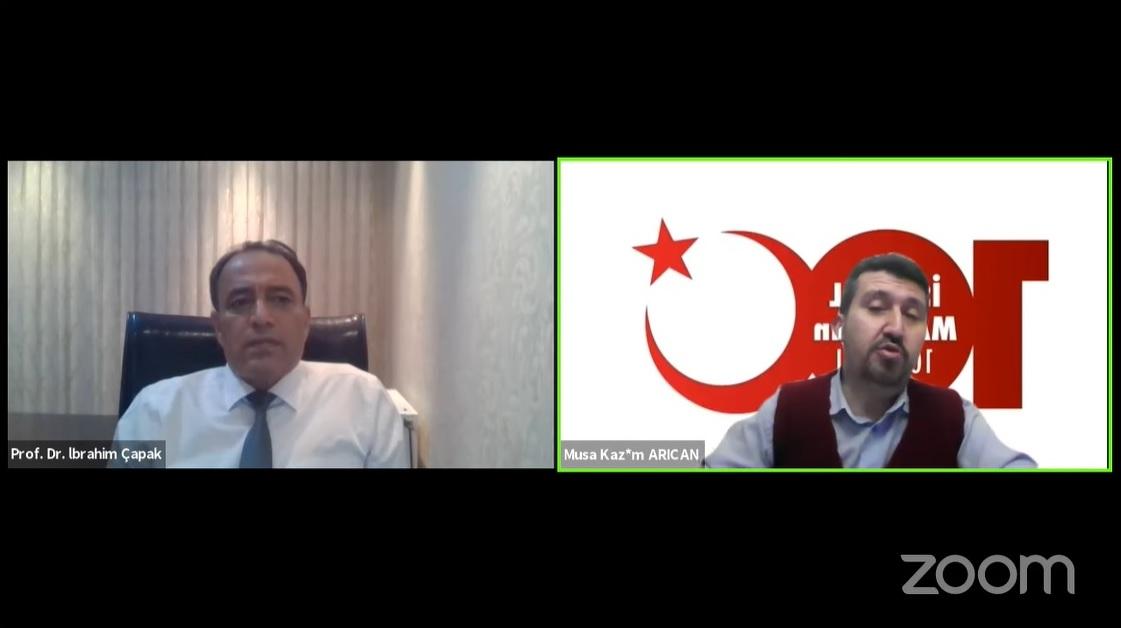 """""""Mehmet Âkif ve Kardeşlik"""" Programı Gerçekleştirildi"""