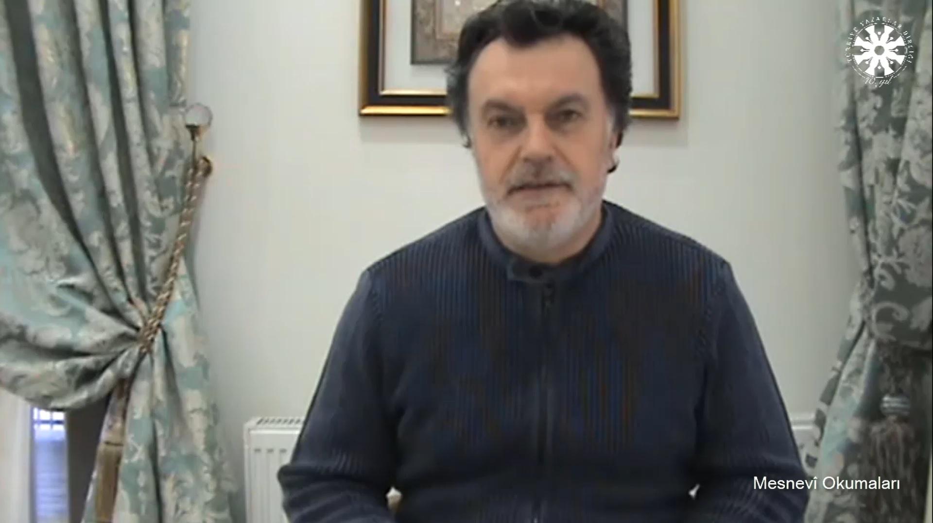Mesnevî Okumaları -100- Prof. Dr. Hicabi Kırlangıç