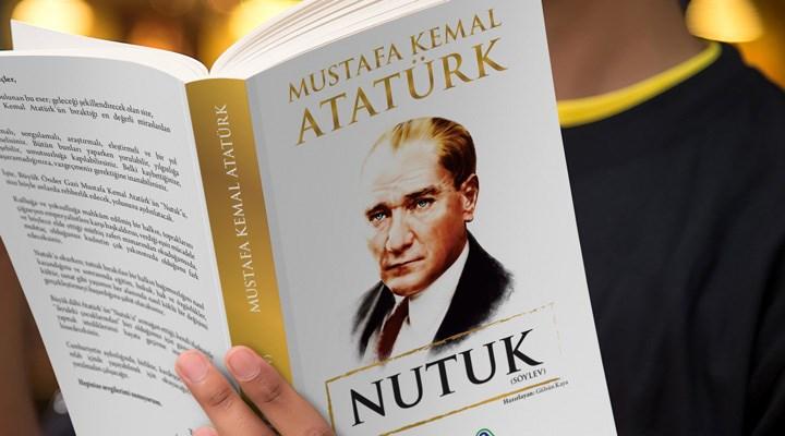 """Ali Osman Eğilmez: """"Nutuk dağıtmak"""" meselesi!"""