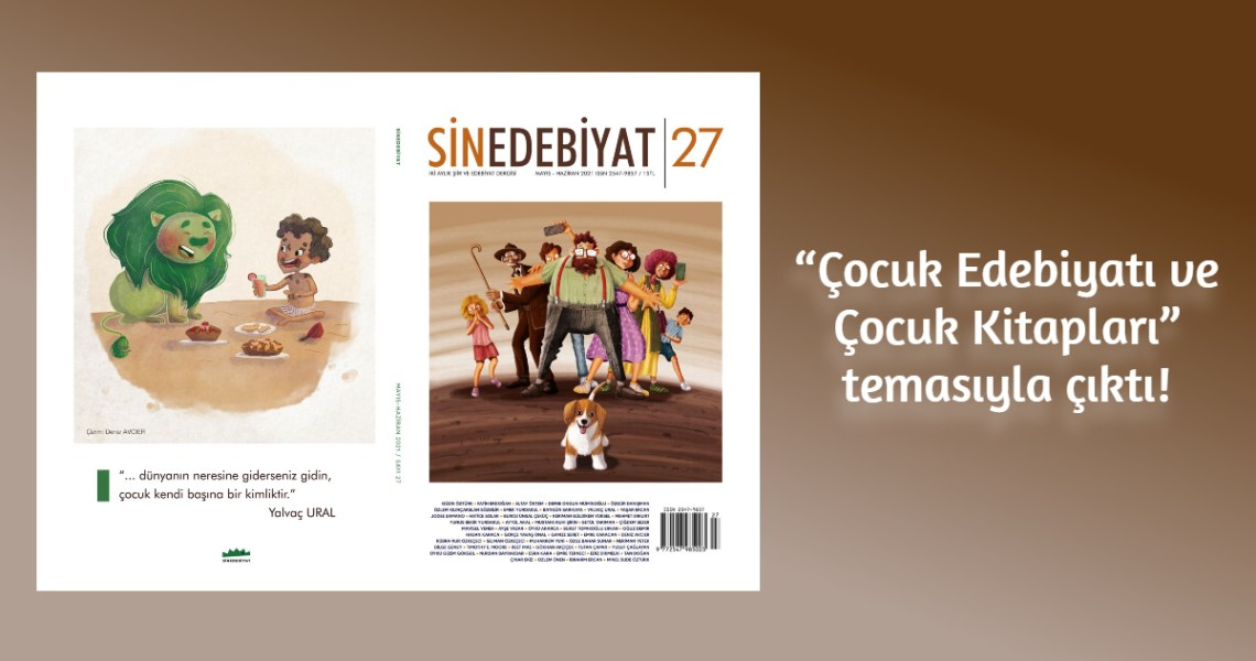 Sin Edebiyat Dergisinin 27. Sayısı Yayımlandı
