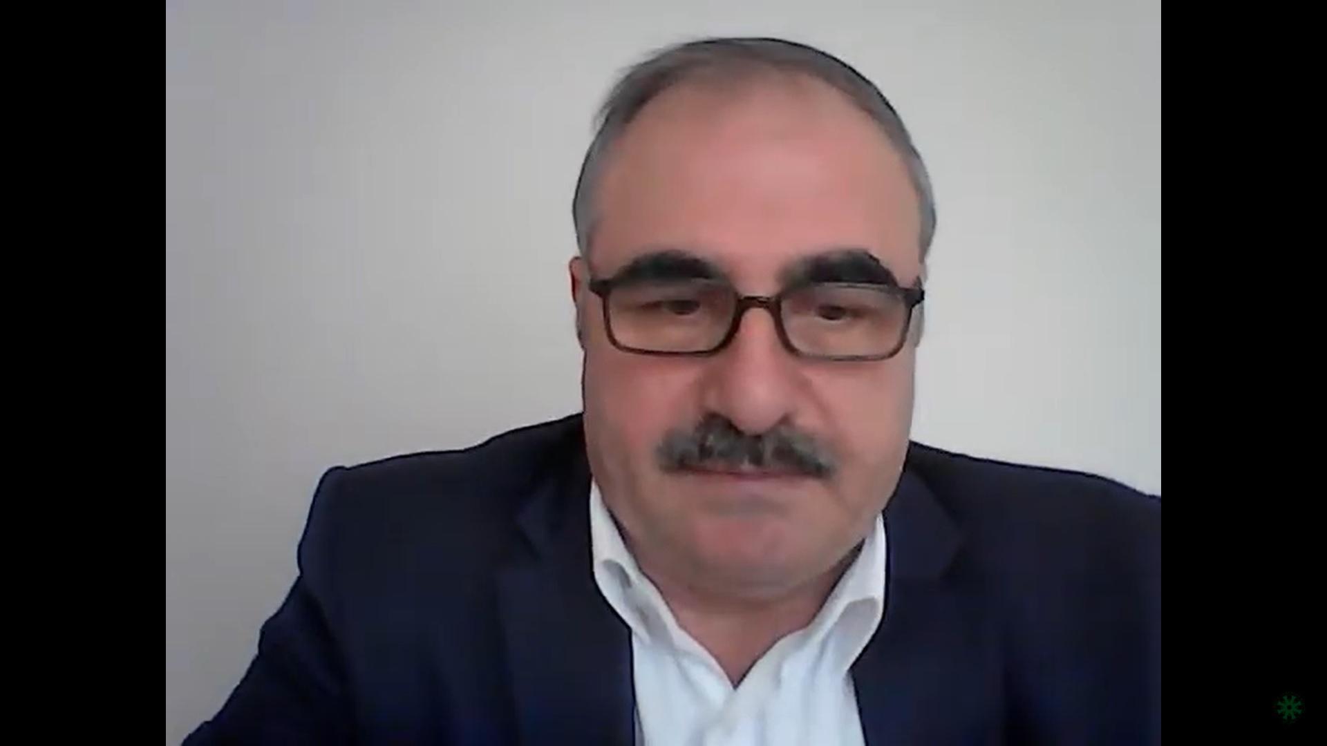 Mesnevî Okumaları -106- Doç. Dr. Yakup Şafak