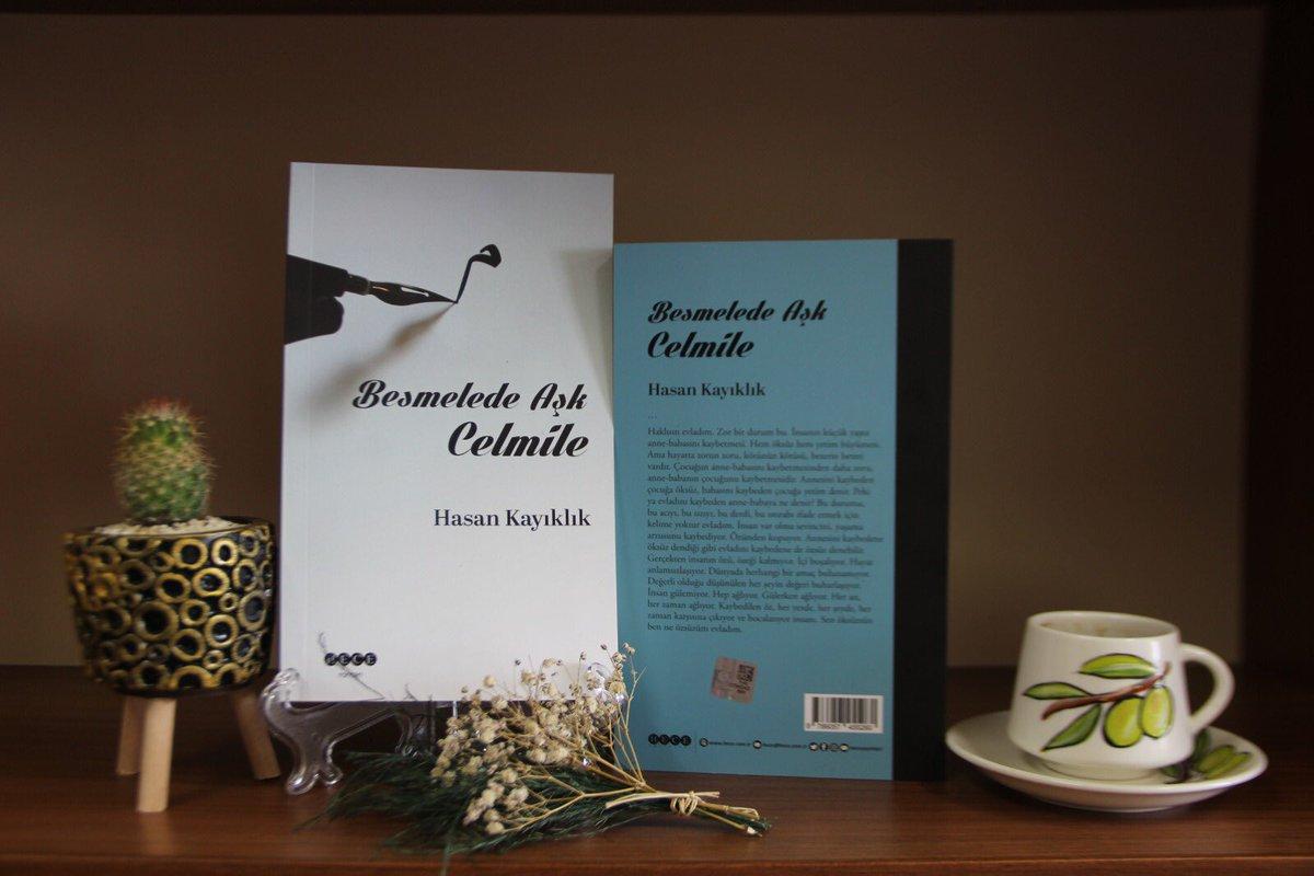 """""""Besmelede Aşk Celmile"""" romanı okuyucuyla buluştu"""