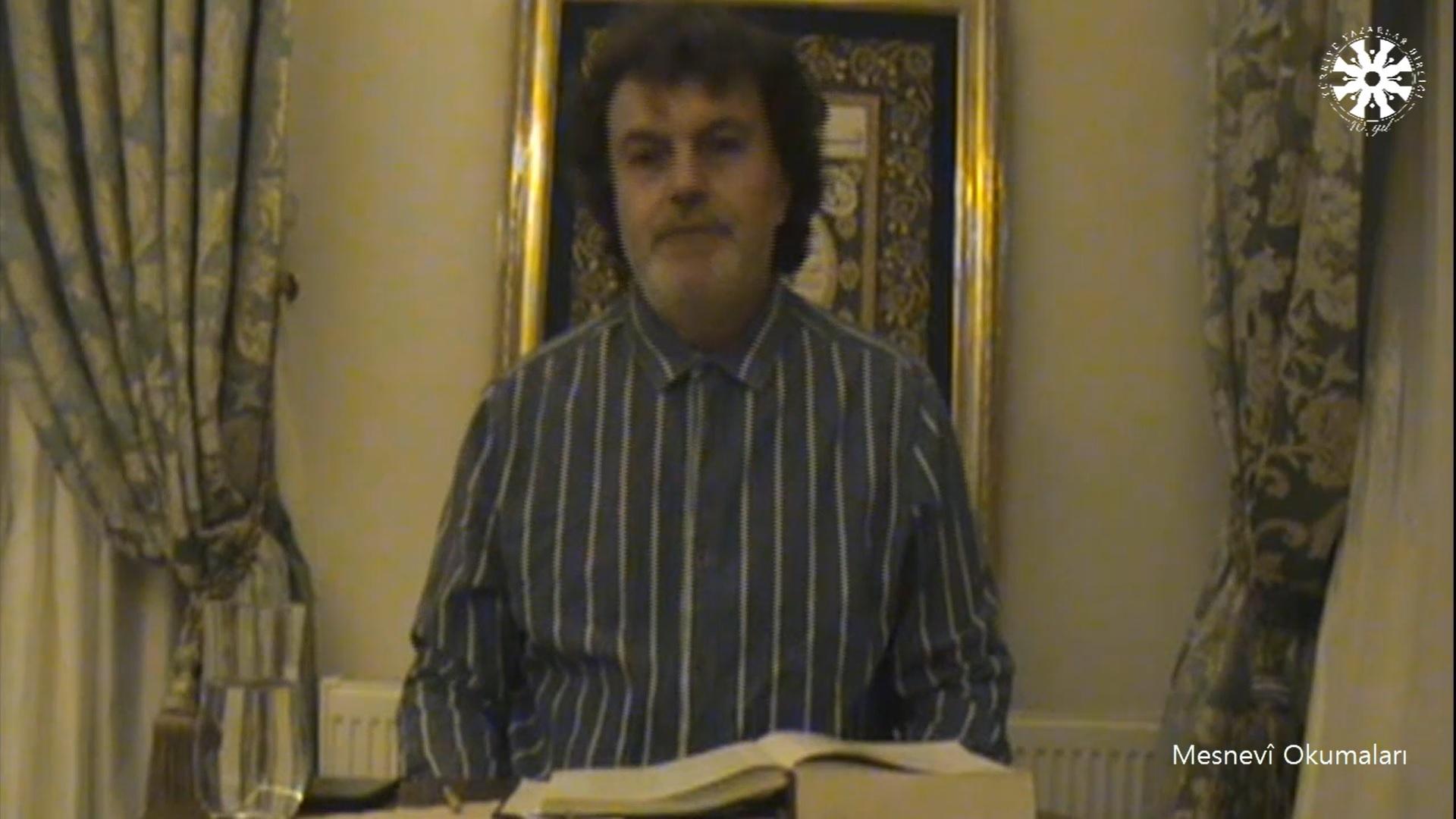 Mesnevî Okumaları -109- Prof. Dr. Hicabi Kırlangıç
