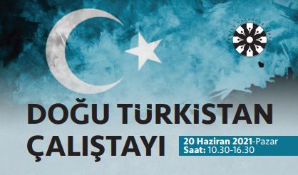 """TYB """"Doğu Türkistan"""" Çalıştayı tertip ediyor"""