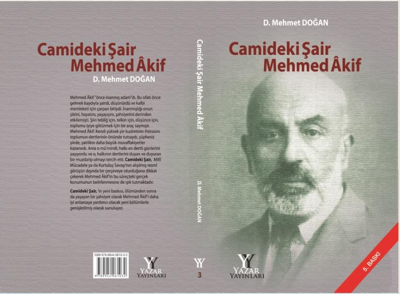 Camideki Şair'in 5. baskısı Yazar Yayınları'ndan çıktı