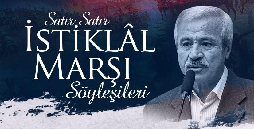 D. Mehmet Doğan: Gençler İstiklâl Marşının anlamını iyi öğrenmeli