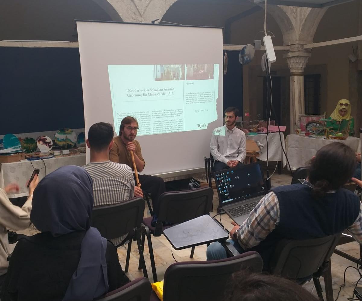 TYB İstanbul'da Dergi Programı