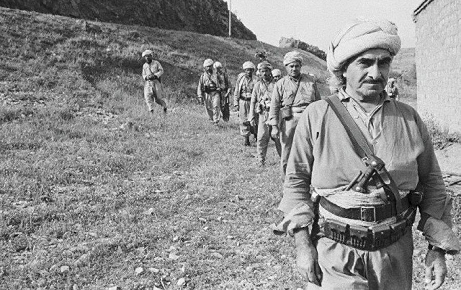 Mossad ve Barzani