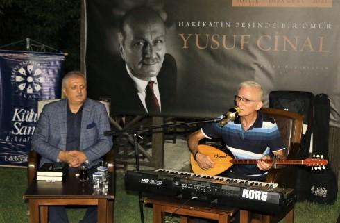 TYB Sakarya'nın İrfan Özmert - Sakarya Türküleri Konseri Beğenildi