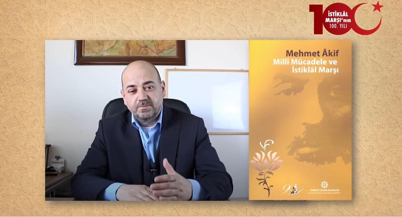 Prof. Dr. Mehmet Fatih Birgül: Nurettin Topçu'nun Âkif'i ve Safahat'ın Felsefesi