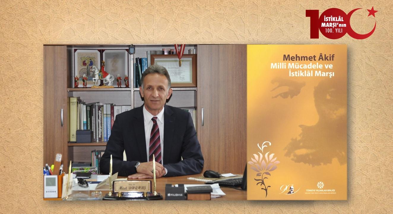 """Doç. Dr. Mitat Durmuş: """"Mehmet Âkif'in Millî Mücadelede Millî Bilincin Uyanmasındaki Rolü"""""""