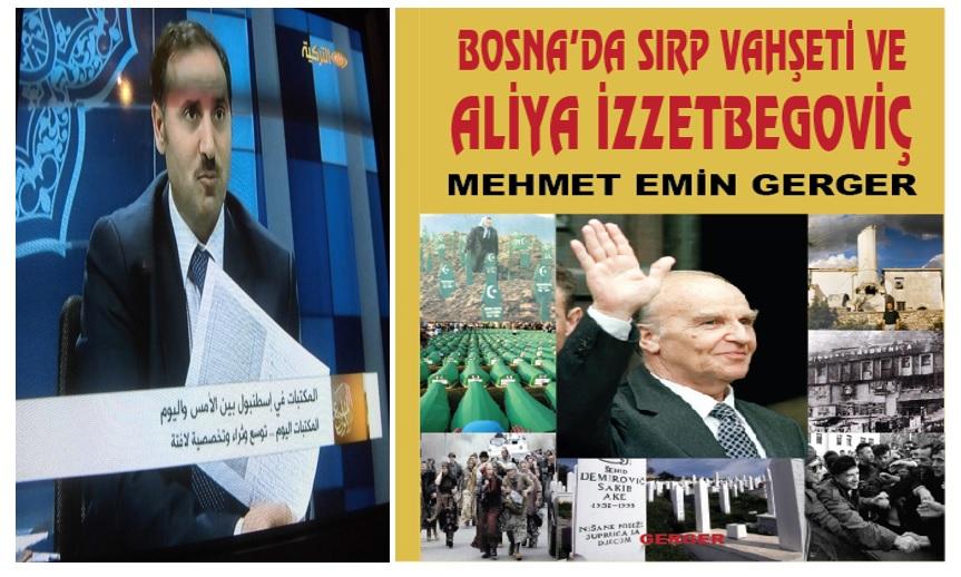 Tarihçi, Yazar Mehmet Emin Gerger'in 100. Kitabı Yayınlandı!..