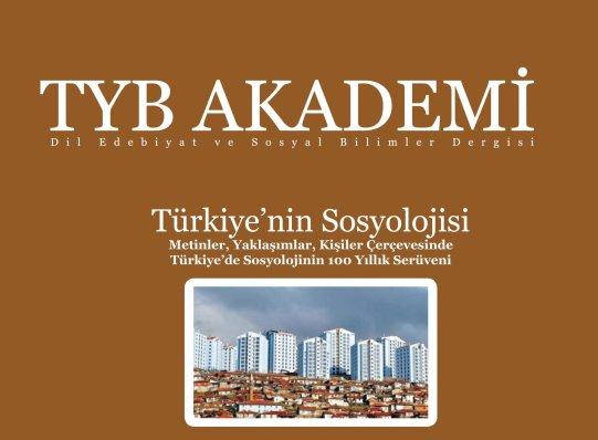 TYB Akademi 9: Türkiye'nin Sosyolojisi