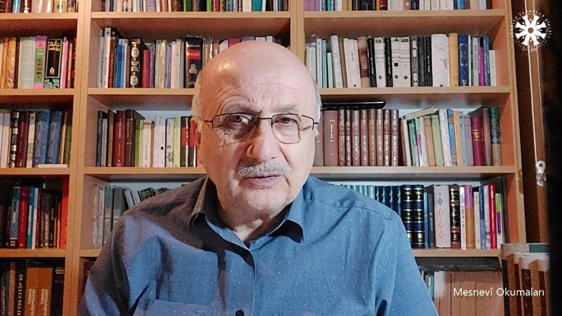 Mesnevî Okumaları -116- Prof. Dr. Adnan Karaismailoğlu