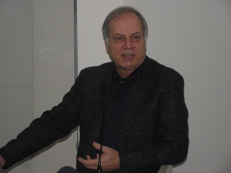 Yazar Okulu 20. Dönemi Prof. Dr. Mustafa İsen ile başladı
